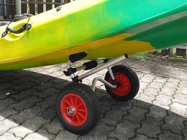 Alloy Kayak trolley